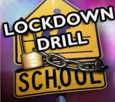 LOCKDOWN DRILL - October 12