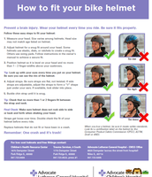 How to fit your bike helmet