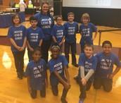 Ms. Kenner leads a winning team!