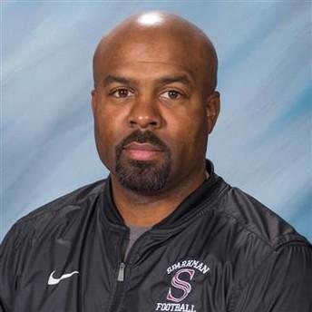Coach Larry Sevier