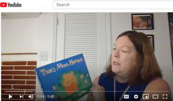 Ms. Patti's Read Alouds