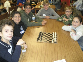 Central Competes in Consortium Chess Tournament