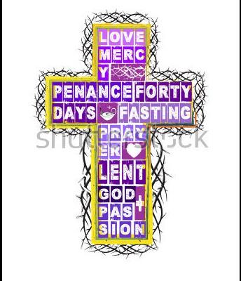 Lenten Cross Project