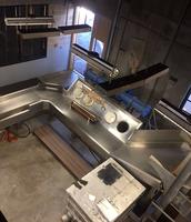 Inside the hatchery