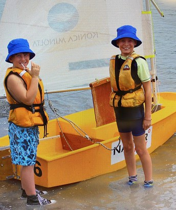 Optimist Yachting