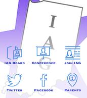 Our new IAG App!
