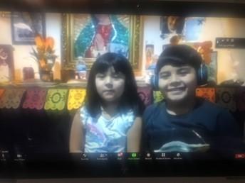 Jayden and Miliani Contreras