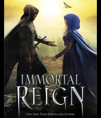 Immortal Reign: Falling Kingdoms Book 6