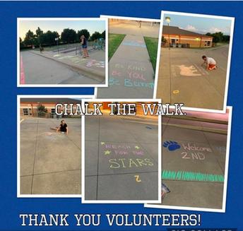 Chalk the Walk