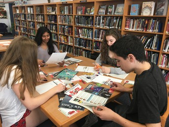 What's Been Happening in the Library?
