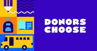 Donors Choose and Amazon Wish Lists