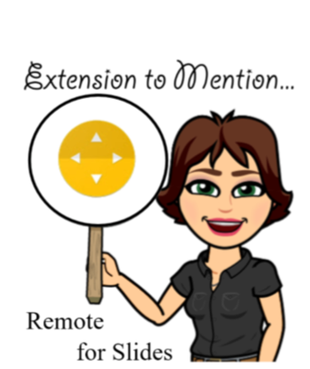 EXTENSION TO MENTION: Remote for Slides