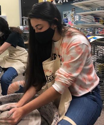 Fine Arts Student Spotlight