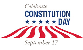 Constitution Day - Sept. 17th