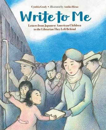 #classroombookaday: Write To Me
