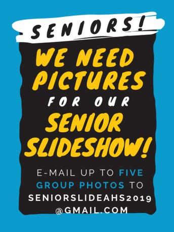 Seniors - Graduation is Coming