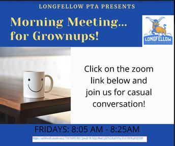 Morning Meetings for Grownups!