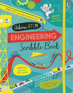 STEM Scribble Books - 12.99