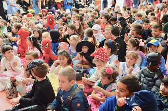 Book Week Assembly