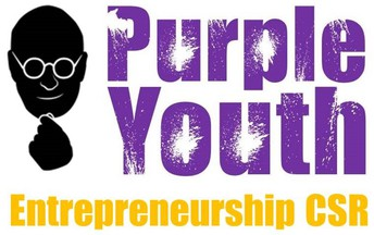 Purple Youth Entrepreneurship CSR Community