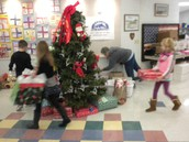 Helping hands from our elves