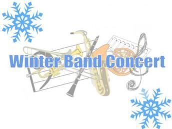 Concierto de banda de invierno
