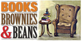 Books, Brownies, and Beans Book Sale is this Saturday!