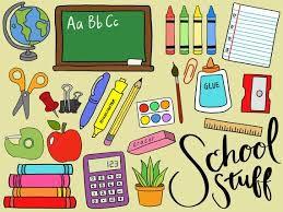 Pre-Ordered School Supplies & Spirit Wear