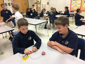 Discovery Lab - 4th Grade