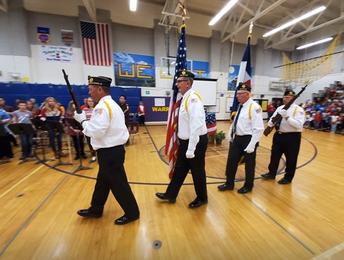 West Campus Veterans Assembly