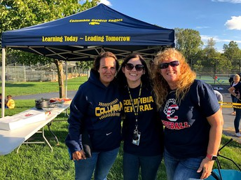 Columbia Central Staff