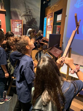 4th Grade Field Trip to Tampa Bay History Center