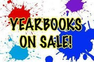 Last Chance to Purchase Yearbooks at $30!