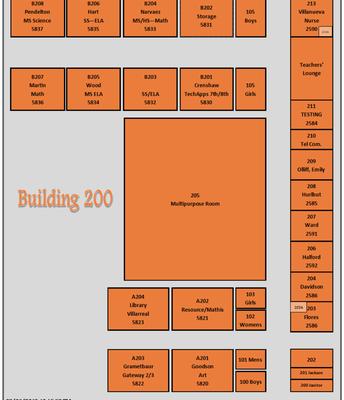 Secondary Building (200)