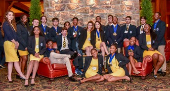 CHS DECA Earns 20 Medals in First State Competition