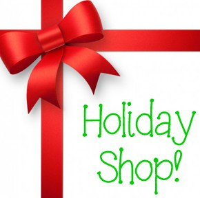 December 9th, 10th, and 11th: PTA Holiday Shop