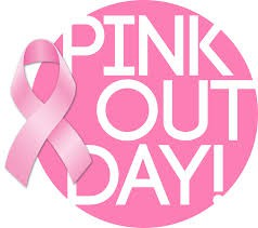 PINK OUT DAY - October 12th