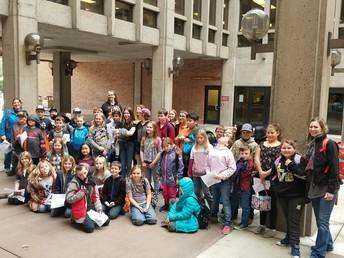 3rd-6th Grade Field Trip to CSUC