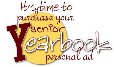 Order your Senior Yearbook Ad
