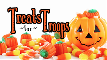 BSES Helping Hands Club Collects Candy for the Troops!