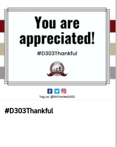 #D303thankful