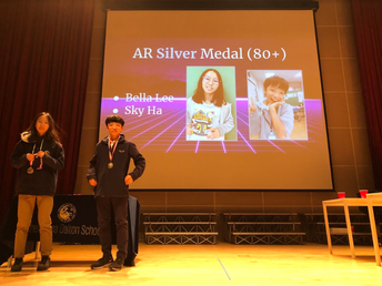 AR Silver Medal Winners