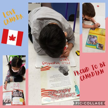 Exploring our Canadian heritage