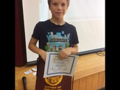 Our PCS 6th grade Citizen of the Month