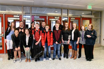 EJHS 8th Grade Students Headed to Regional History Competition
