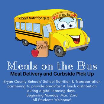 Meals on Wheels & Curbside Service