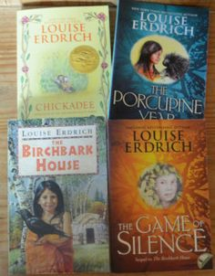 The Birchbark House Series by L. Erdhrich