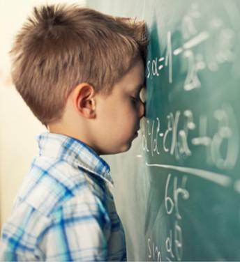 Math Shame