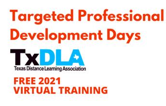 TxDLA Virtual Training