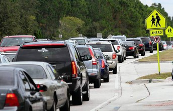 The 5 rules parents must not break in the school car line